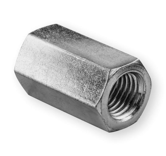 10 Stück T-Nutenstein DIN 508 M6 Nut 8 mm